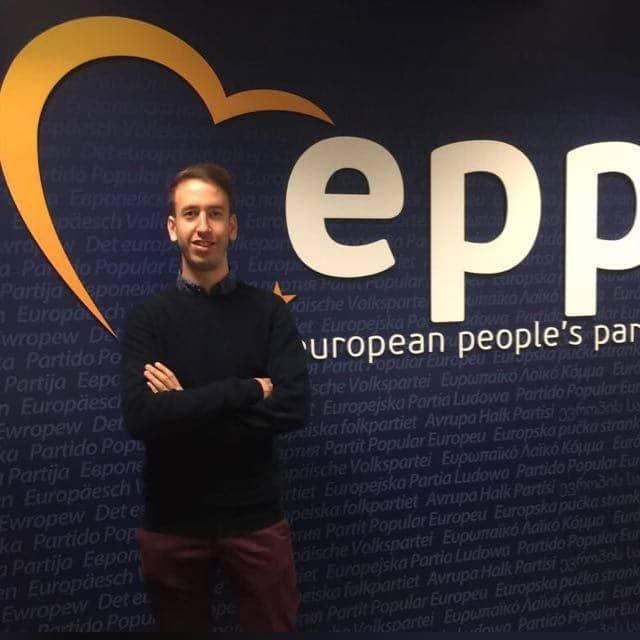 Jonathan Muela. PP Santa Cristina d'Aro. Foto candidato