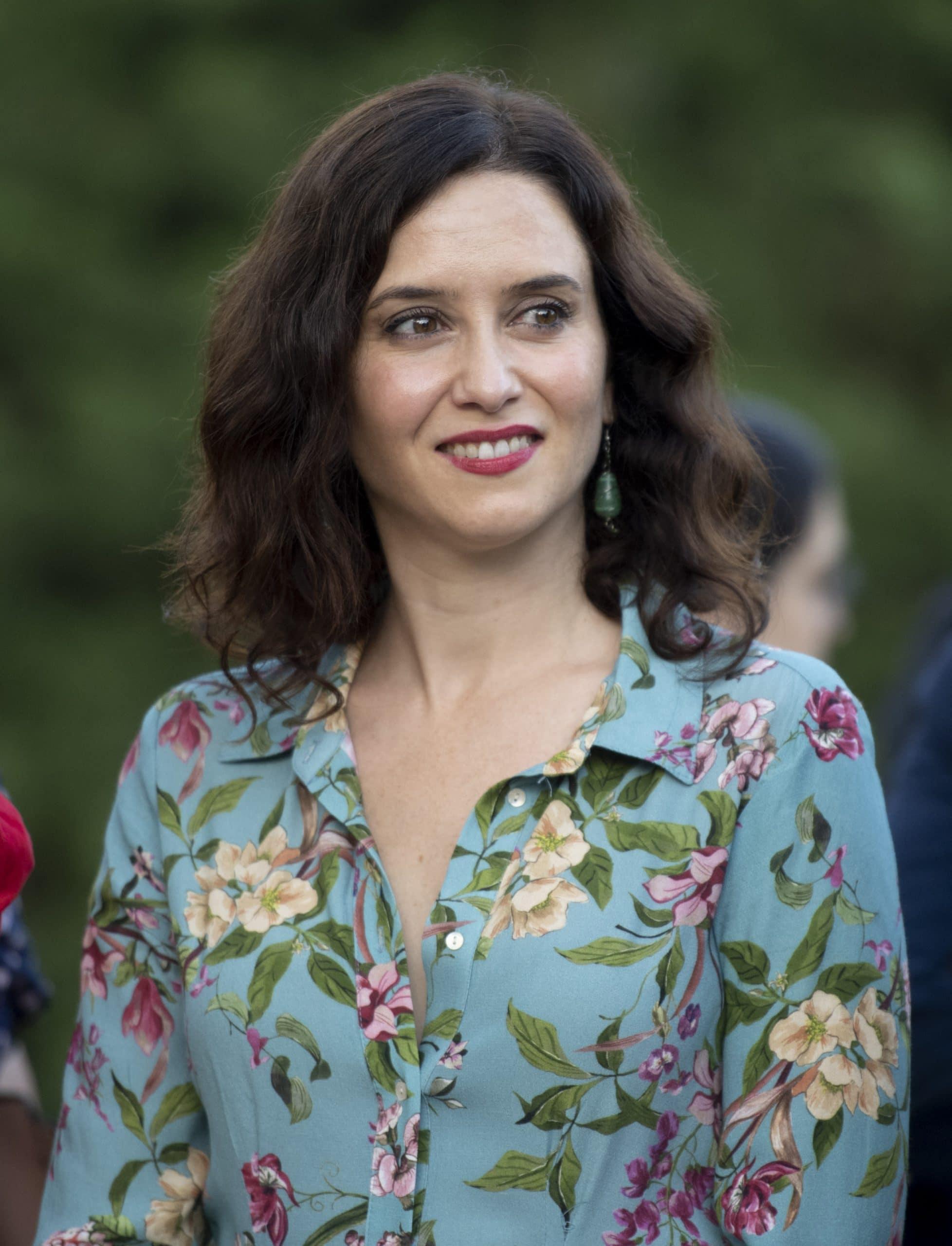 Isabel Díaz Ayuso, tal cual-1